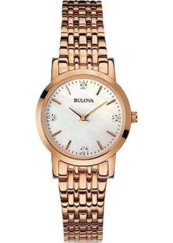 Bulova Часы Bulova 97S106. Коллекция Diamonds fuers ios android app touch keypad