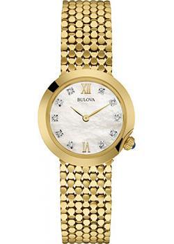 Bulova Часы Bulova 97S114. Коллекция Diamonds bulova часы bulova 97s114 коллекция diamonds
