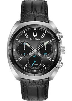 Bulova Часы Bulova 98A155. Коллекция CURV bulova часы bulova 96b242 коллекция classic
