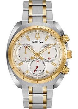 Bulova Часы Bulova 98A157. Коллекция CURV bulova часы bulova 98a158 коллекция curv