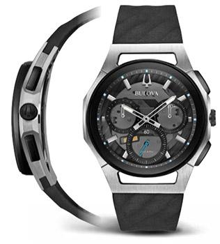 Bulova Часы Bulova 98A161. Коллекция CURV все цены