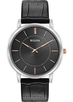 Bulova Часы Bulova 98A167. Коллекция Classic bulova часы bulova 96a191 коллекция automatic