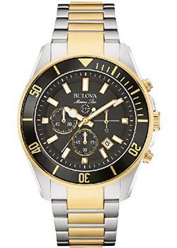 Bulova Часы Bulova 98B249. Коллекция Marine Star bulova 97b155