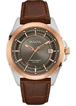 Bulova Часы Bulova 98B267. Коллекция Precisionist цены онлайн