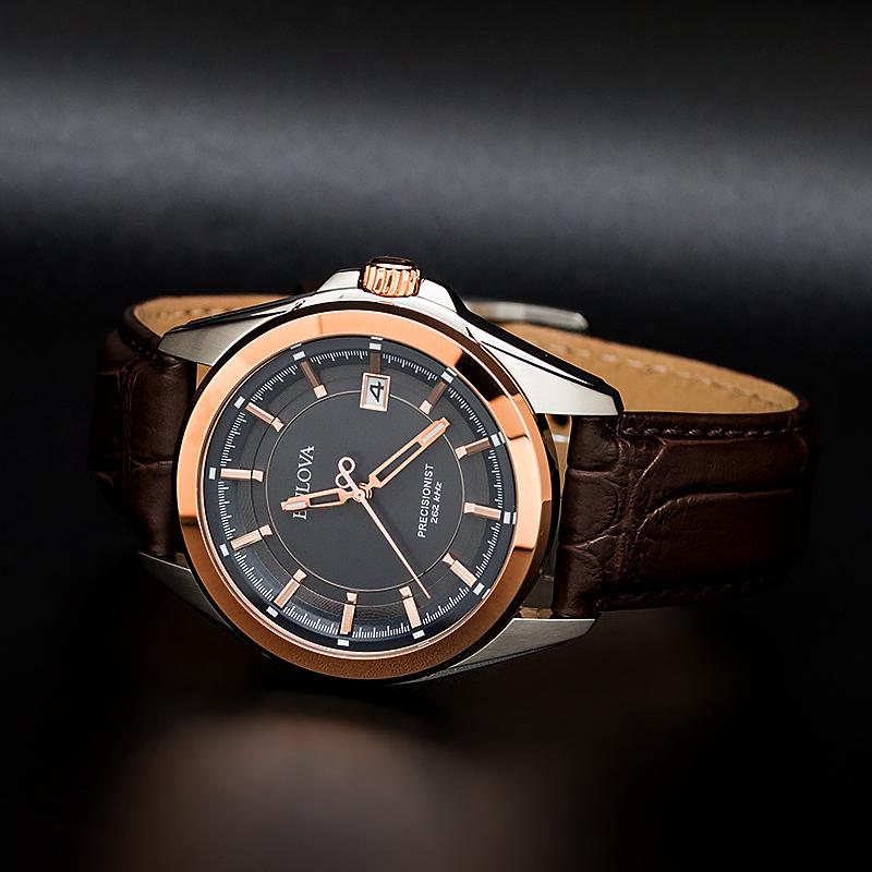 Часы Bulova 98B267 Часы Boccia Titanium 3752-05