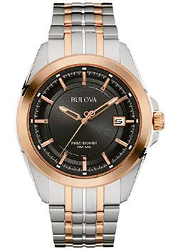 Bulova Часы Bulova 98B268. Коллекция Precisionist bulova часы bulova 96b242 коллекция classic