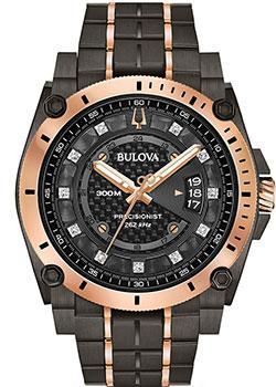 Японские наручные  мужские часы Bulova 98D149