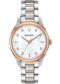 Часы Bulova Diamonds 98P183