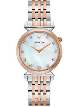 Часы Bulova Diamonds 98P192