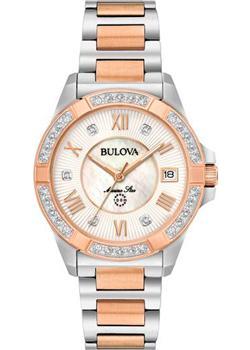 Bulova Часы Bulova 98R234. Коллекция Marine Star Ladies
