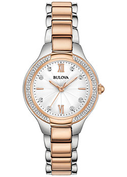 Часы Bulova Diamonds 98R272