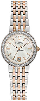 Часы Bulova Diamonds 98R280