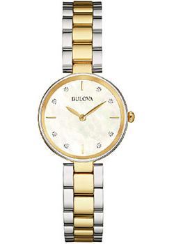 �������� �������� ������� ���� Bulova 98S146. ��������� Diamonds