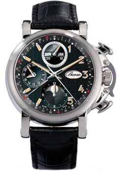 Buran Часы Buran B51_442_1_446_4. Коллекция Flagman