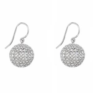 Серебряные серьги Ювелирное изделие C1027E90B3 запонки arcadio rossi 2 b 1027 11 e
