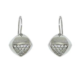 Серебряные серьги Ювелирное изделие C1224E9003 серебряные серьги ювелирное изделие 70896