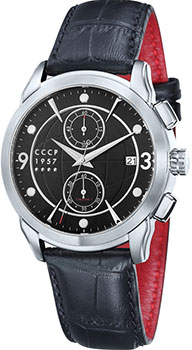 CCCP Часы CCCP CP-7002-01. Коллекция Sputnik 1 цены онлайн