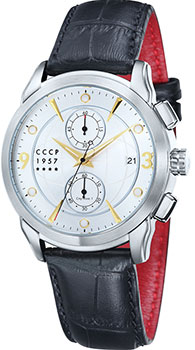 CCCP Часы CCCP CP-7002-03. Коллекция Sputnik 1 cccp часы cccp cp 7010 11 коллекция schuka