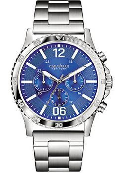 Caravelle New York Часы 43A116. Коллекция Mens Collection