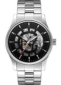 Caravelle New York Часы Caravelle New York 43A124. Коллекция Mens Collection цена и фото