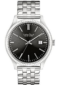 Caravelle New York Часы Caravelle New York 43B131. Коллекция Mens Collection цена и фото