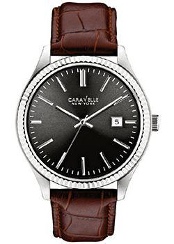 Caravelle New York Часы Caravelle New York 43B132. Коллекция Mens Collection цена и фото