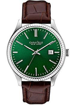 Caravelle New York Часы 43B133. Коллекция Mens Collection