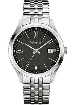 Caravelle New York Часы Caravelle New York 43B144. Коллекция Mens Collection цена и фото