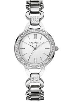 цена на Caravelle New York Часы Caravelle New York 43L180. Коллекция Ladies Collecion