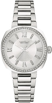 Часы Caravelle New York Ladies Collecion 43L195