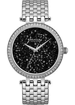 Caravelle New York Часы Caravelle New York 43L199. Коллекция Ladies Collecion caravelle new york часы caravelle new york 44l125 коллекция ladies collecion