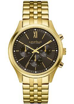 Caravelle New York Часы Caravelle New York 44A108. Коллекция Mens Collection цена и фото