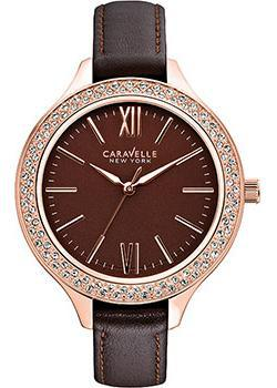 Caravelle New York Часы Caravelle New York 44L124. Коллекция Ladies Collecion caravelle new york часы caravelle new york 44l125 коллекция ladies collecion