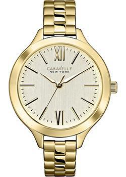 Caravelle New York Часы 44L127. Коллекция Ladies Collecion