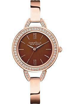 цена на Caravelle New York Часы Caravelle New York 44L134. Коллекция Ladies Collecion