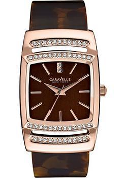 Caravelle New York Часы Caravelle New York 44L150. Коллекция Ladies Collecion caravelle new york часы caravelle new york 44m107 коллекция ladies collecion