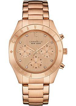 Caravelle New York Часы 44L189. Коллекция Ladies Collecion
