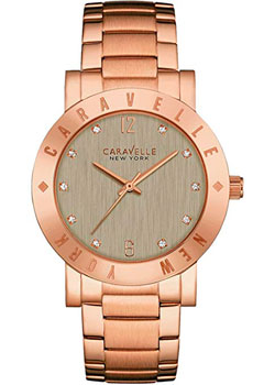 Часы Caravelle New York Ladies Collecion 44L203