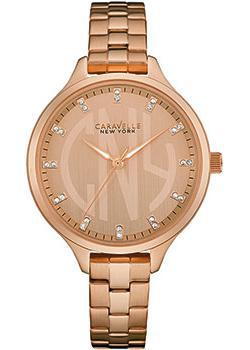 Caravelle New York Часы Caravelle New York 44L207. Коллекция Ladies Collecion caravelle new york часы caravelle new york 44l207 коллекция ladies collecion