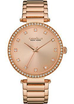 Caravelle New York Часы Caravelle New York 44L208. Коллекция Ladies Collecion caravelle new york часы caravelle new york 44l207 коллекция ladies collecion