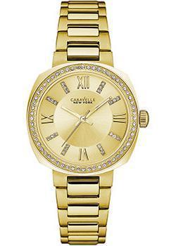 Caravelle New York Часы Caravelle New York 44L225. Коллекция Ladies Collecion york мыльница transparent york
