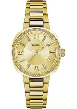 Caravelle New York Часы Caravelle New York 44L225. Коллекция Ladies Collecion caravelle new york часы caravelle new york 45l149 коллекция ladies collecion