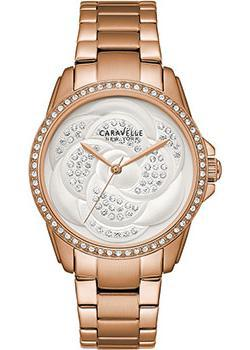Caravelle New York Часы 44L233. Коллекция Ladies Collecion