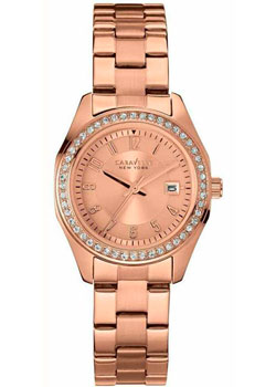 Часы Caravelle New York Ladies Collecion 44M103