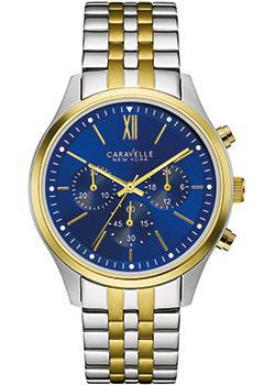 Caravelle New York Часы Caravelle New York 45A131. Коллекция Mens Collection цена и фото
