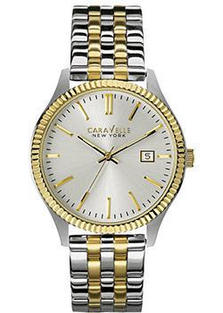 Caravelle New York Часы Caravelle New York 45B129. Коллекция Mens Collection цена и фото