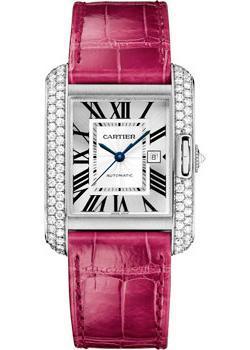 Cartier Часы Cartier WT100018 cartier часы cartier w7100042