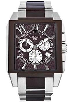 Cerruti 1881 Часы Cerruti 1881 CRB009E221G. Коллекция Verona cerruti туалетная вода 1881 for woman cerruti 50 мл