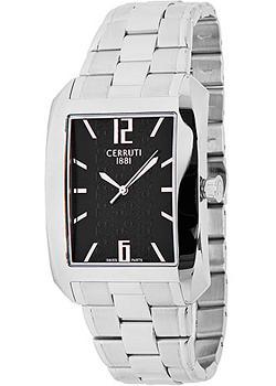 Cerruti 1881 Часы Cerruti 1881 CRB015A221B. Коллекция Gents цена и фото