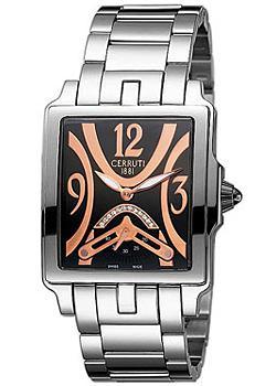 Cerruti 1881 Часы Cerruti 1881 CT100762S06. Коллекция Ladies мужские часы cerruti 1881 crc015a212c